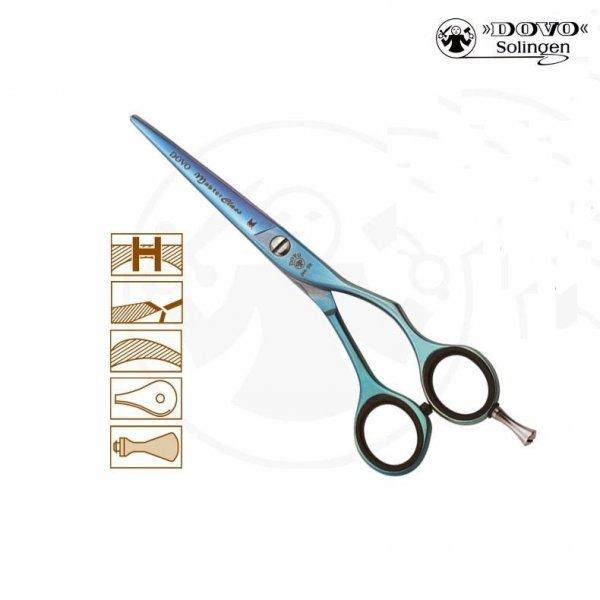 kadeřnické nůžky na vlasy