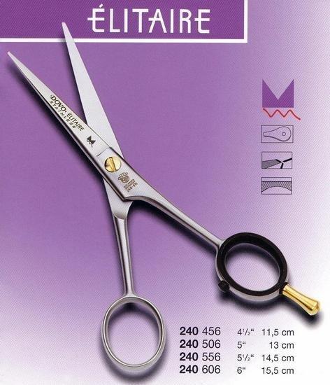 kadeřnické nůžky na vlasy solingen 2