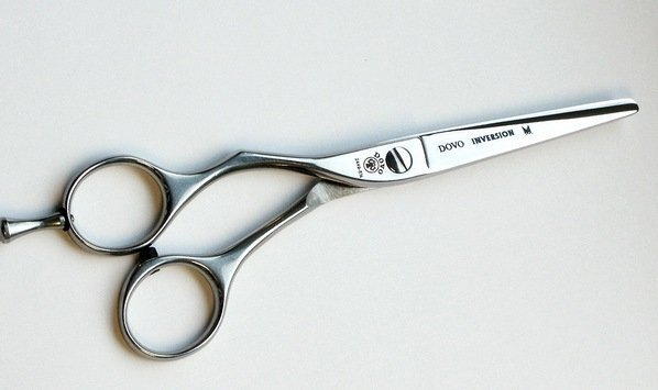 """Kadeřnické nůžky DOVO 2449 555 Inversion - 5,5"""" - pro leváky"""
