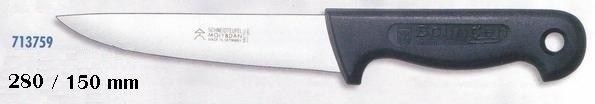Nůž Schneidteufel Molybdan