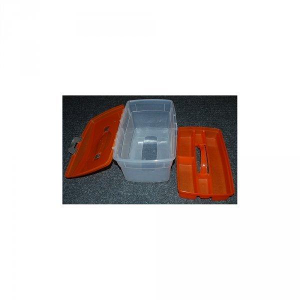 Plastový box s vložkou - větší 1