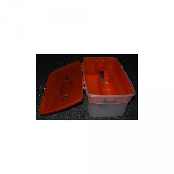 Plastový box s vložkou - větší 2