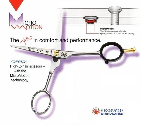 kadeřnické nůžky na vlasy solingen 1