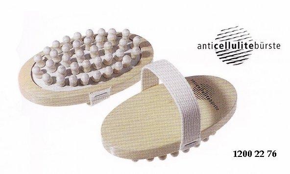 Masážní kartáč Anti-Cellulite 1200 22 76