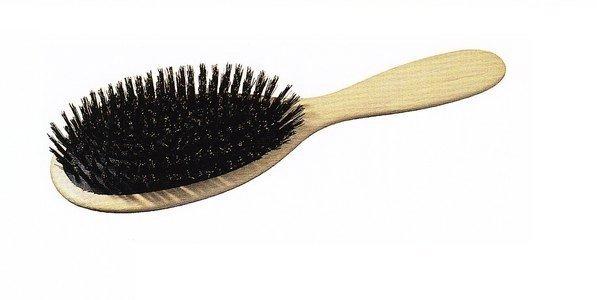 Kartáč na vlasy KELLER 125 22 40 - dřevěný