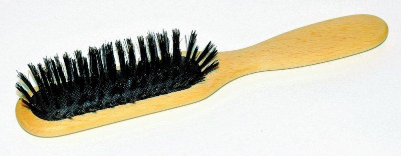 Kartáč na vlasy KELLER 127 22 40 - dřevěný