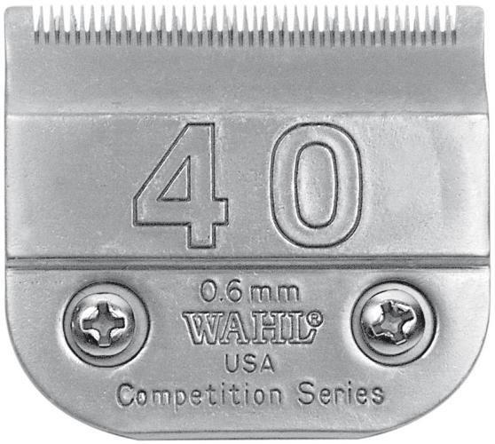 Střihací hlavice WAHL 1247-7400 - 0,6mm