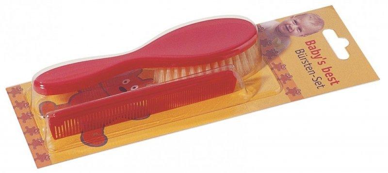 Dětský kartáč a hřebínek KELLER 006 60 56