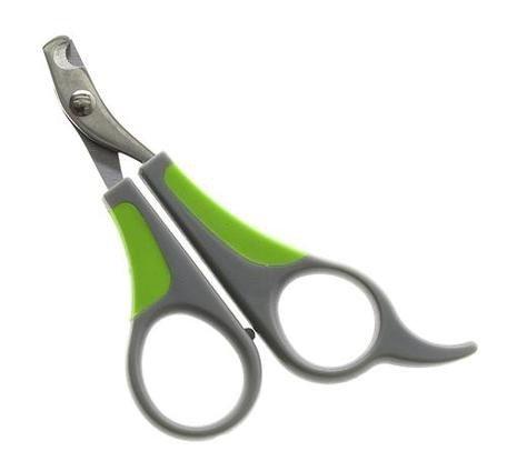 Nůžky MOSER 2999-7225 na drápky pro malé psy a kočky