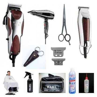 Starter Pack pro barbera - WAHL