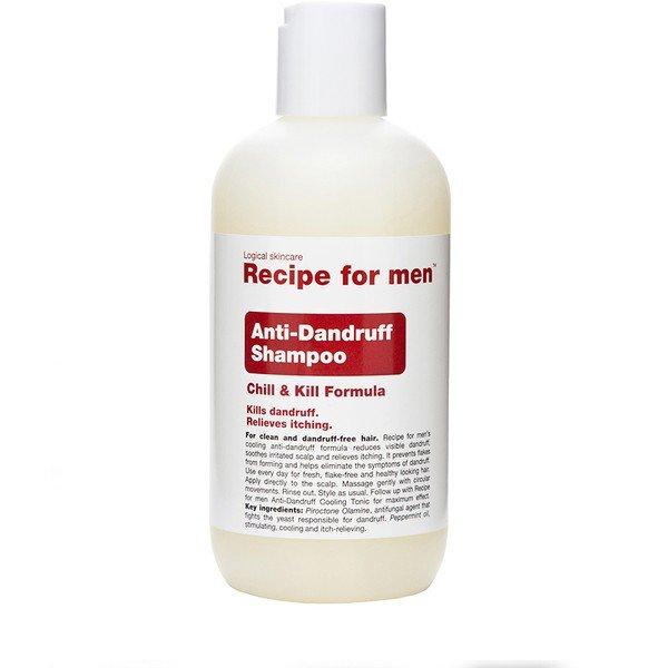 Pánský šampon proti lupům