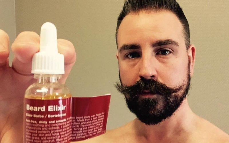 elixír a olej na vousy 4