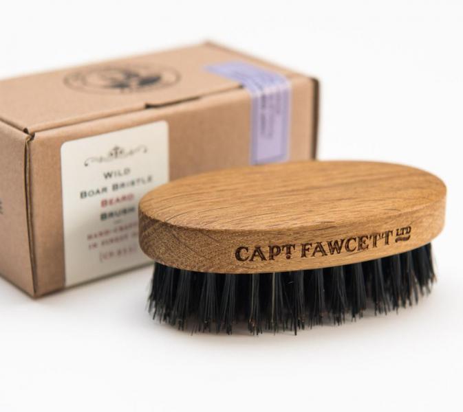 Kartáček na plnovous Captain Fawcett