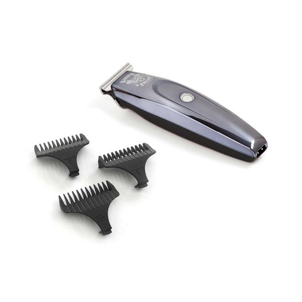 Beardburys Skid Zero + plechový box a barber podložka 2