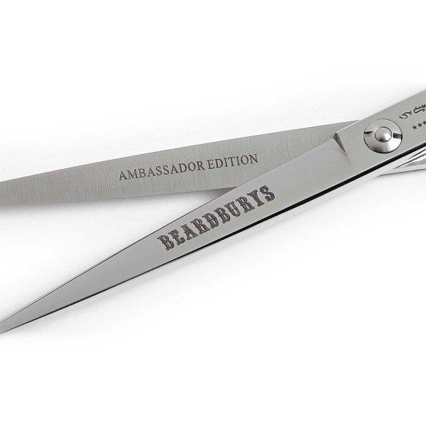 Barber nůžky Andis - rovné 1