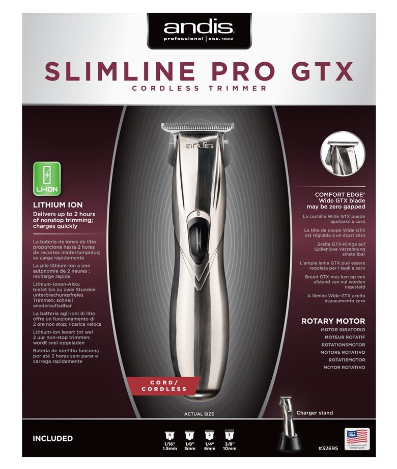 Andis Slimline Pro GTX 7