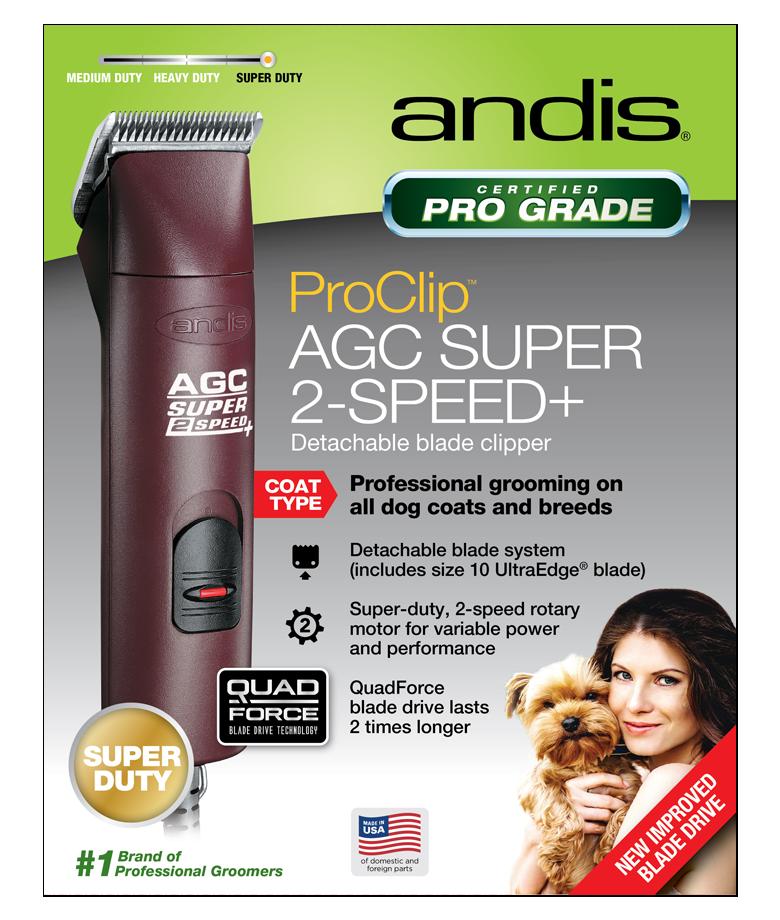 Andis - AGC 2 Speed - violet 2